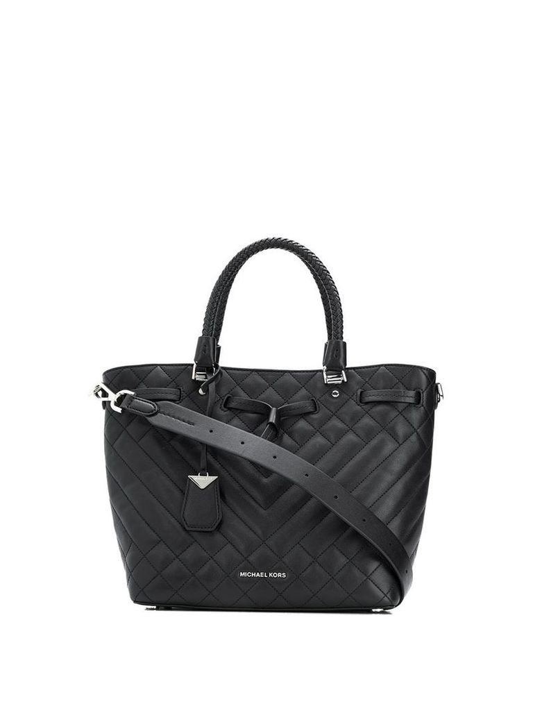 Michael Michael Kors quilted tote bag - Black