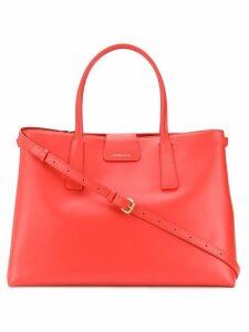 Zanellato Duo Metropolitan tote bag - Orange