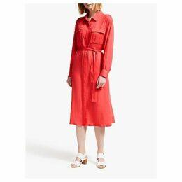 John Lewis & Partners Midi Shirt Dress