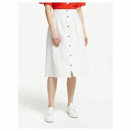 Great Plains Safi Skirt, White