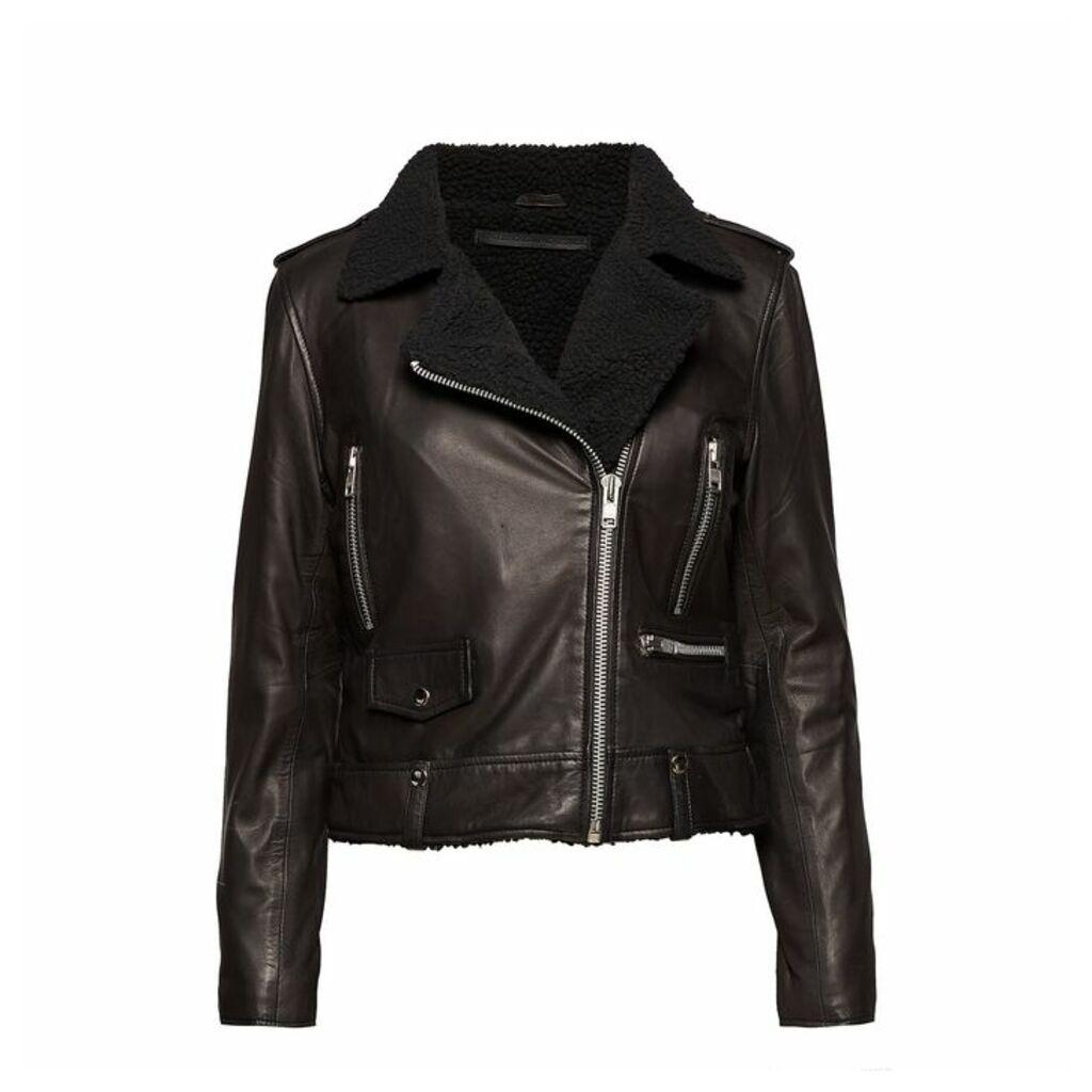 Munderingskompagniet - MDK Seattle Fur Leather Jacket