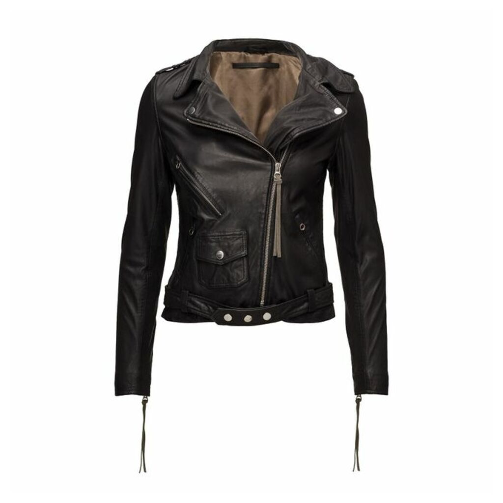 Munderingskompagniet - MDK London Thin Leather Jacket