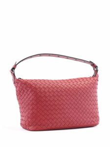 Bottega Veneta Ciambrino Bag Red