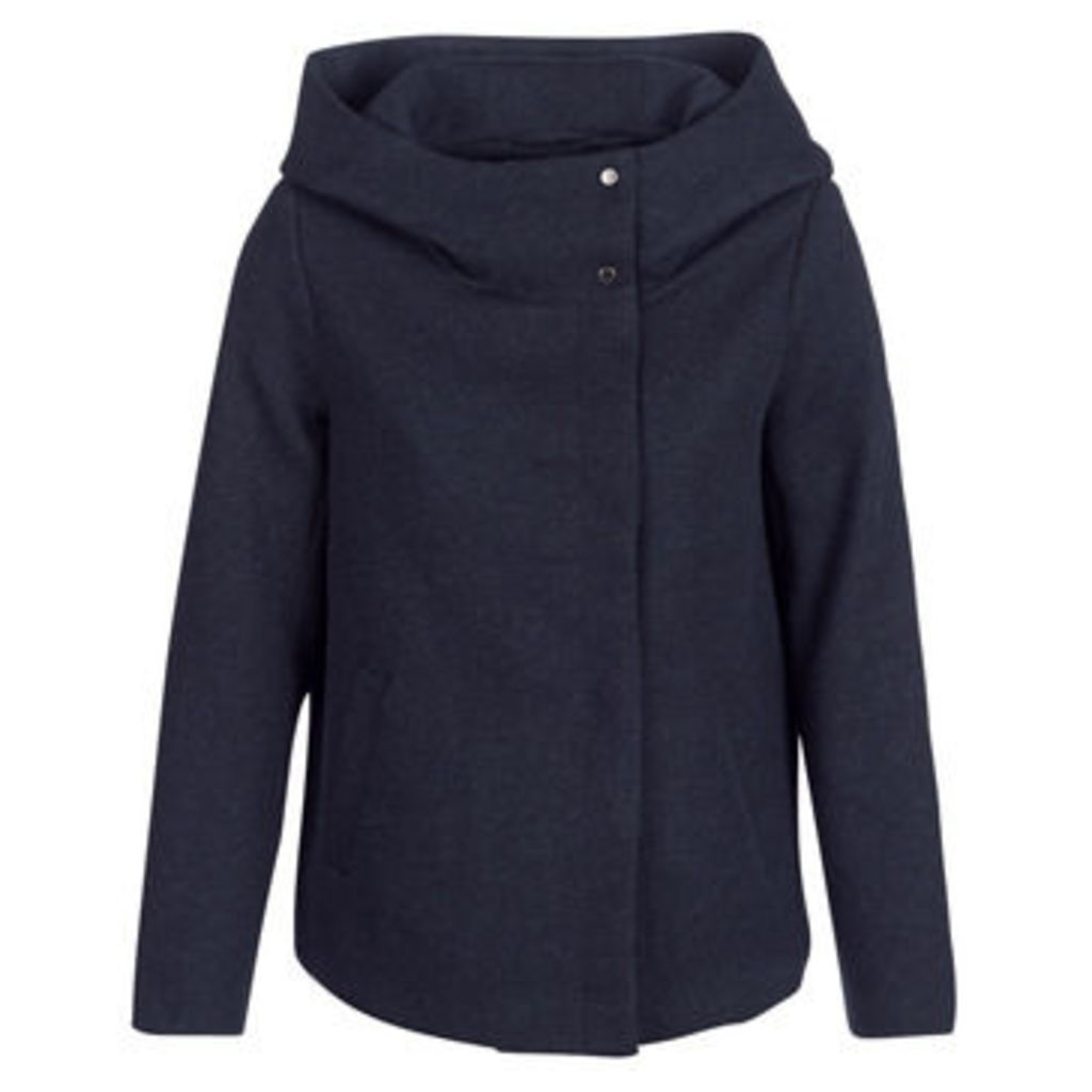 Only  ONLMADDIE  women's Coat in Blue