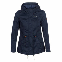 Only  ONLNEW LORCA  women's Parka in Blue