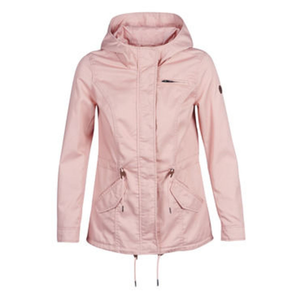 Only  ONLNEW LORCA  women's Parka in Pink