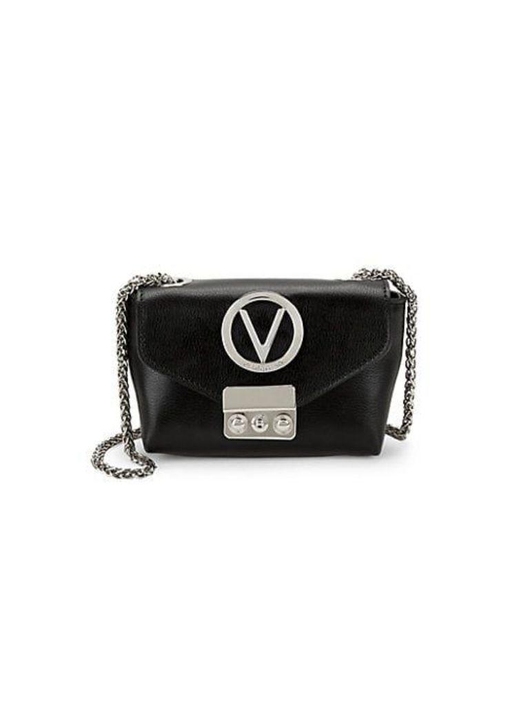 Lola Leather Crossbody Bag