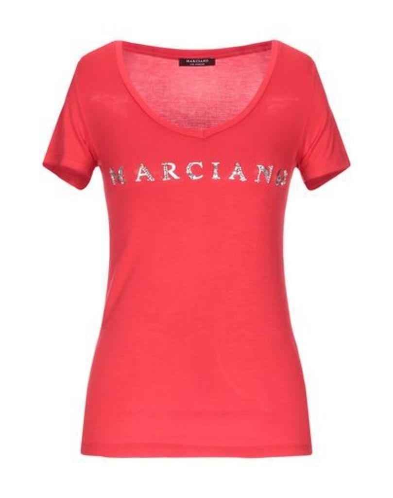 GUESS BY MARCIANO TOPWEAR T-shirts Women on YOOX.COM