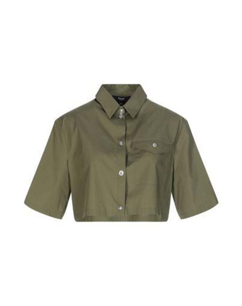 VERSUS VERSACE SHIRTS Shirts Women on YOOX.COM