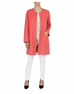 Gerard Darel Lorane Reversible Wool Coat