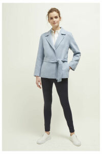 Dallas Doublefaced Belted Coat