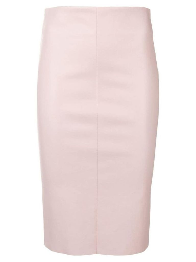 Drome classic pencil skirt - Pink