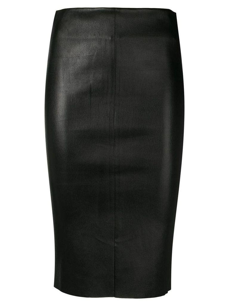 Drome classic pencil skirt - Black
