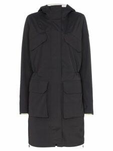 Canada Goose Seaboard reflective hooded jacket - Black