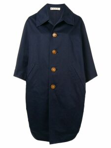 Marni oversized coat - Blue