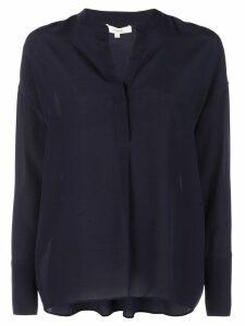Vince sheer blouse - Black