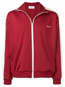 Ambush side stripe track jacket - Red