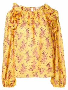Ulla Johnson Medine blouse - Yellow