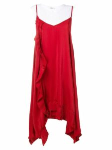 P.A.R.O.S.H. Potere dress - Red