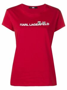 Karl Lagerfeld T-shirt - Red