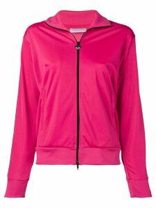 Chiara Ferragni Logomania track jacket - Pink
