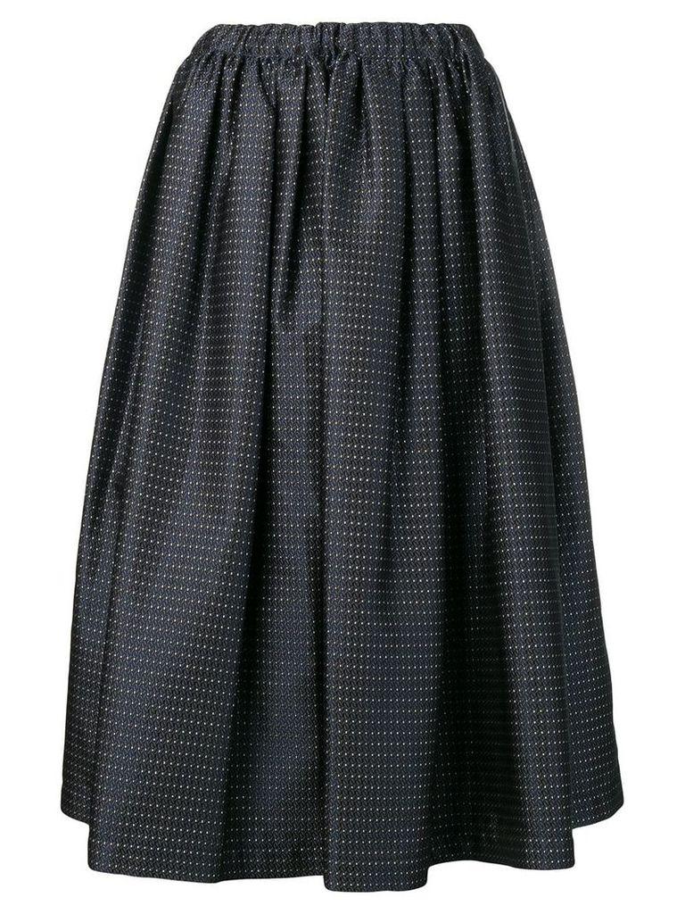 Comme Des Garçons Jupe skirt - Brown