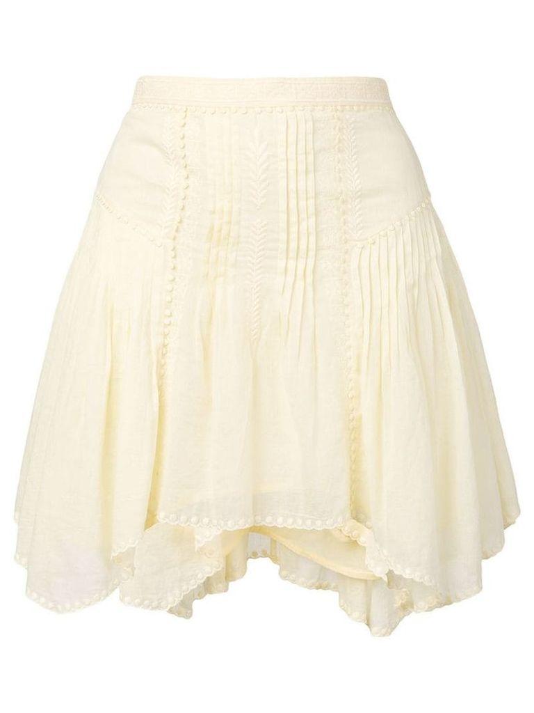 Isabel Marant Étoile Akala skirt - Yellow