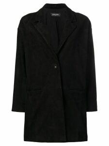 Simonetta Ravizza Margherita coat - Black
