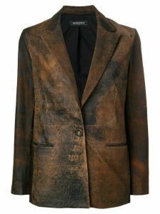 Simonetta Ravizza Rosa jacket - Brown