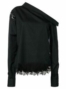 Ermanno Scervino off-shoulder blouse - Black