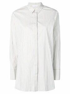 Fabiana Filippi striped shirt - White
