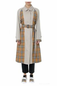 Burberry Guiseley Vintage Check Trench Coat