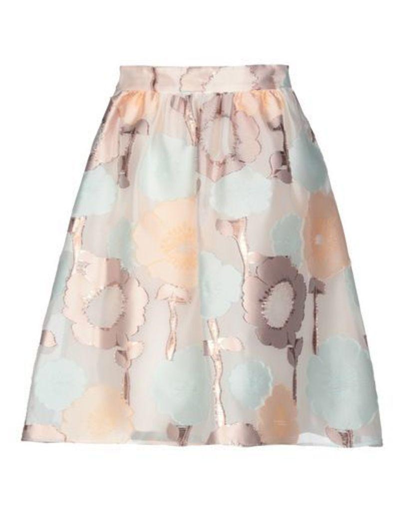TRESOPHIE SKIRTS Knee length skirts Women on YOOX.COM