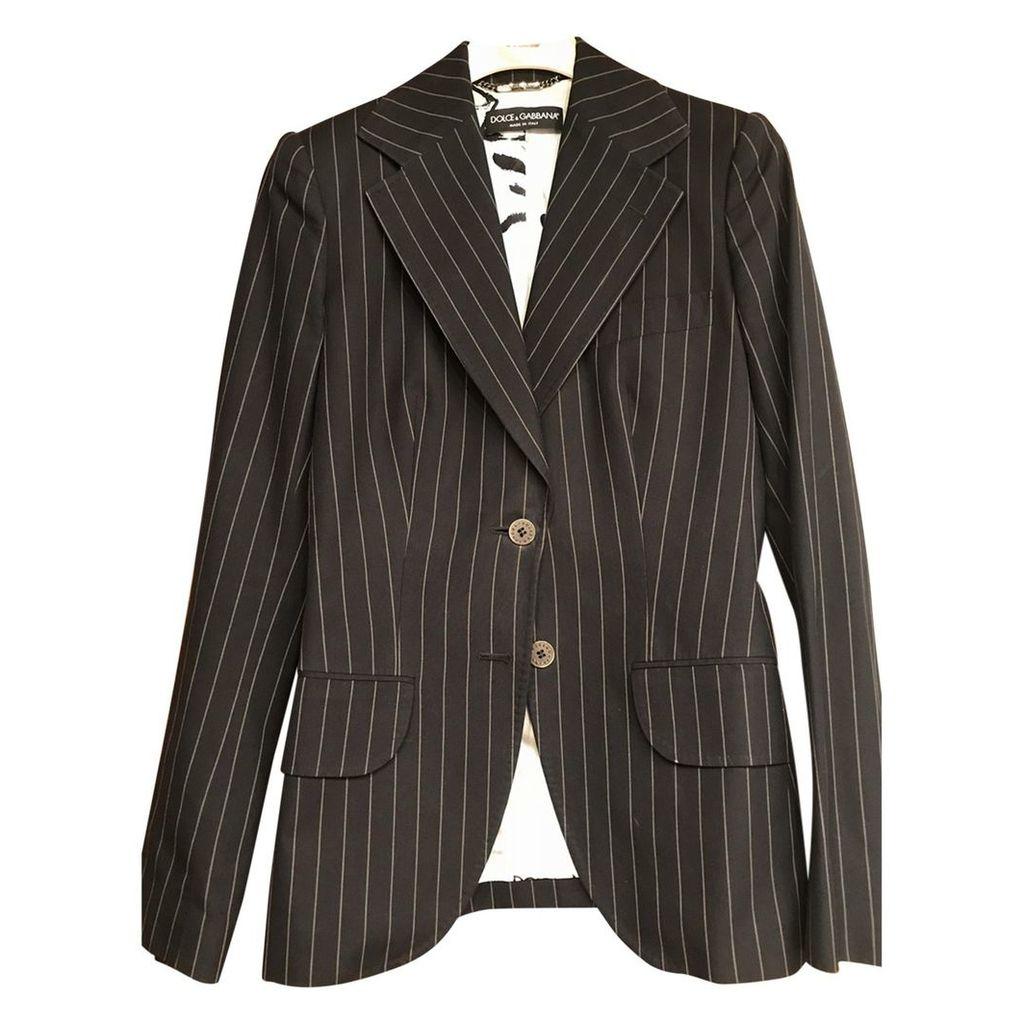 Black Cotton Jacket
