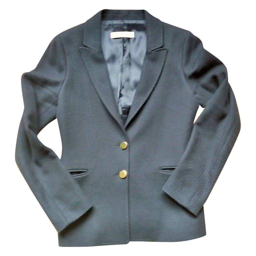 Navy Cotton Jacket