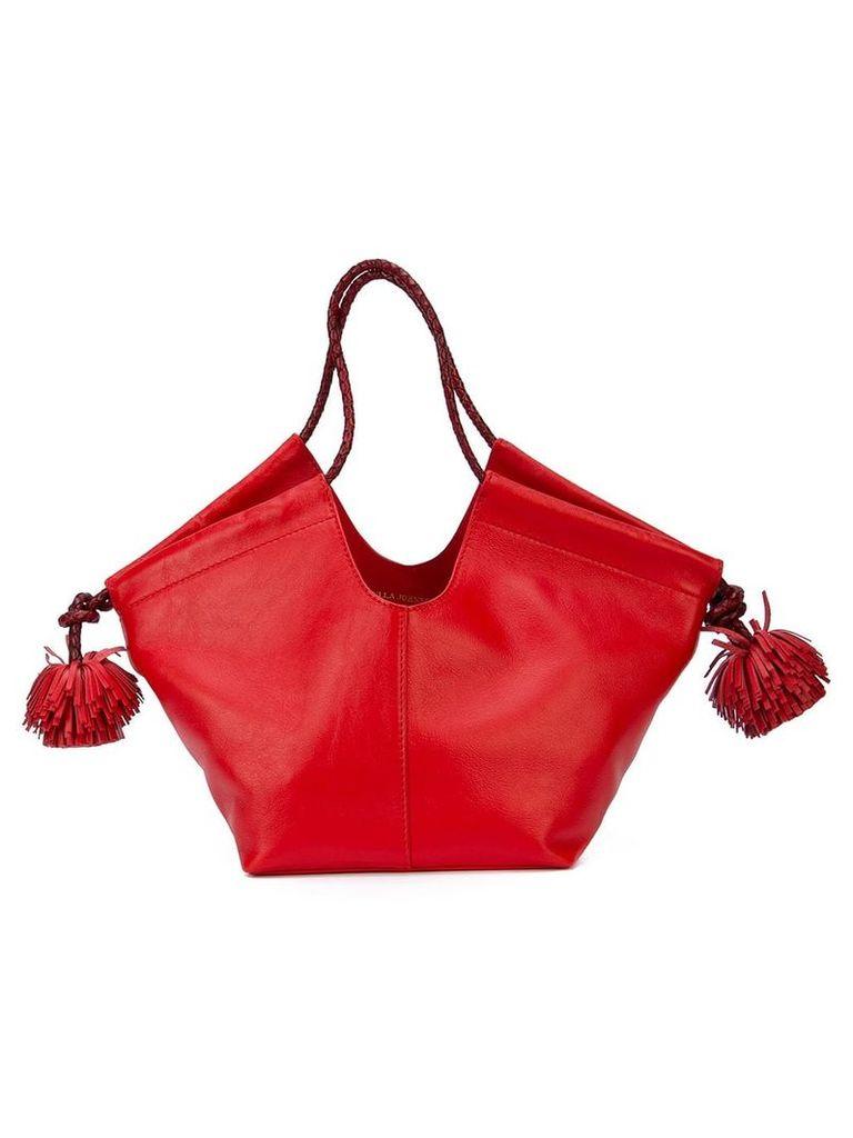 Ulla Johnson Lali mini bag - Red