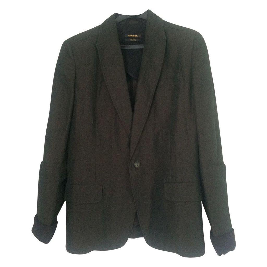 Green Cotton Jacket