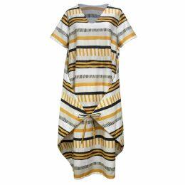 GTNight - Aurélie Peacock Navy Silk Kimono