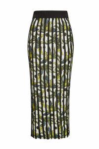 Kenzo Printed Knit Skirt