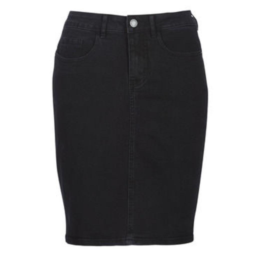 Vero Moda  VMHOT NINE  women's Skirt in Black