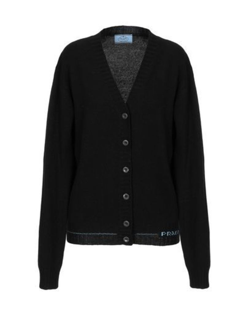 PRADA KNITWEAR Cardigans Women on YOOX.COM