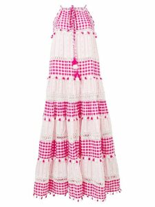 Dodo Bar Or flared maxi dress - Pink