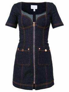 Alice Mccall Bloomsbury mini dress - Blue