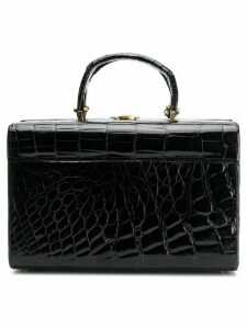 A.N.G.E.L.O. Vintage Cult 1960's box tote - Black