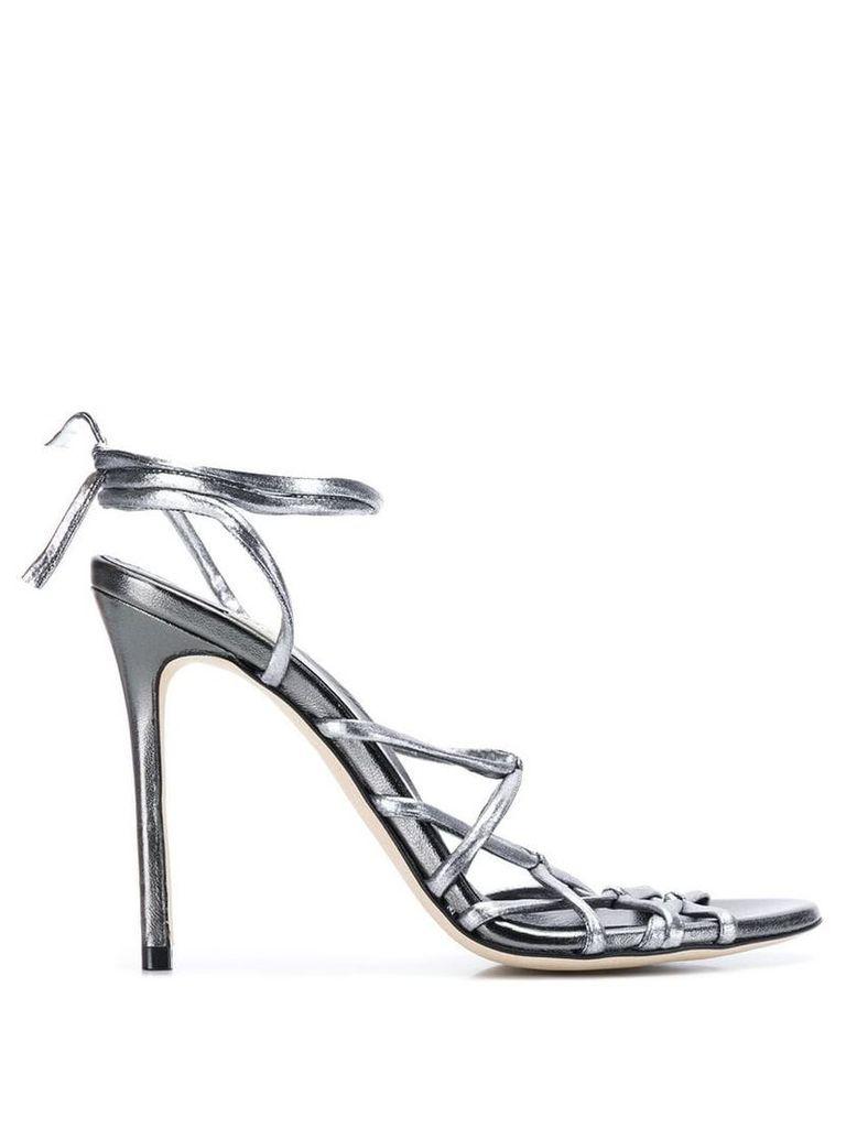 Marskinryyppy Notty 100 sandals - Grey