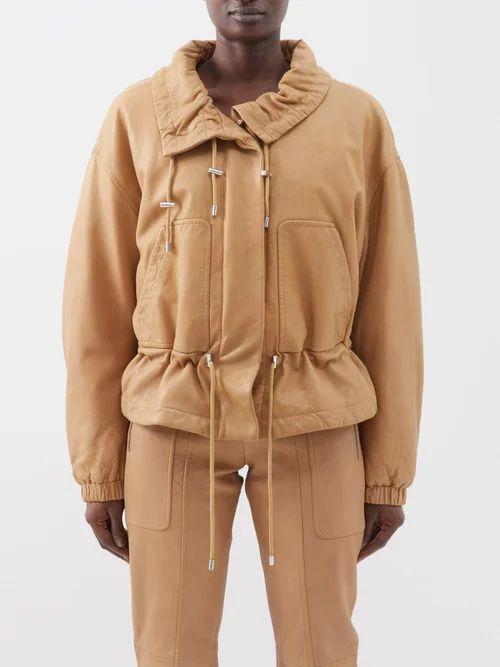 Rosantica By Michela Panero - Georgina Beaded Fringe Trimmed Bag - Womens - Brown Multi