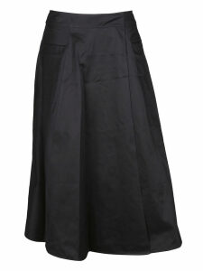 Calvin Klein Flared Skirt