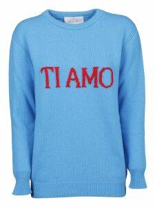 Alberta Ferretti Ti Amo Sweater