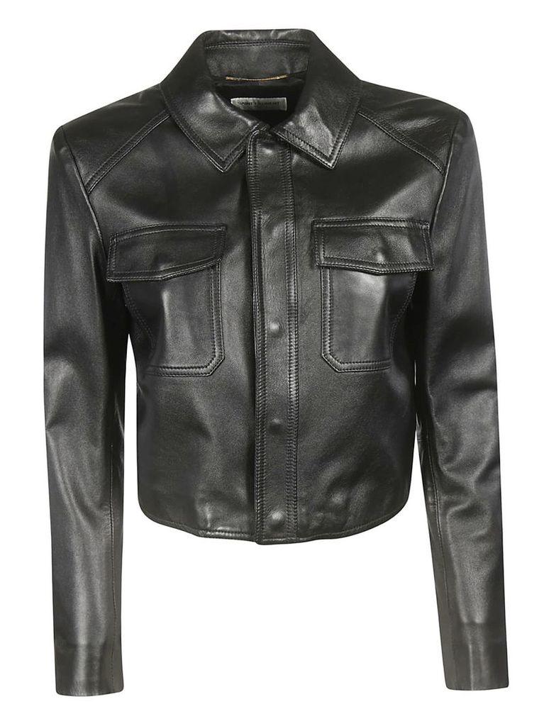 Saint Laurent Zip-up Jacket