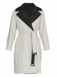 Max Mara Reversible Raincoat